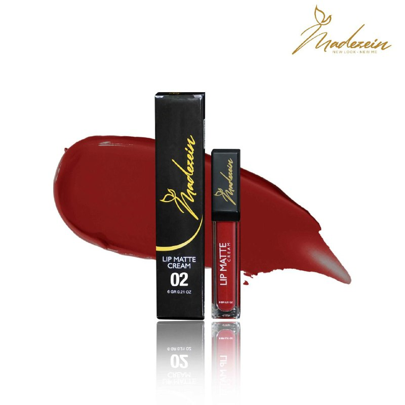 Lip Matte Cream Shade 02