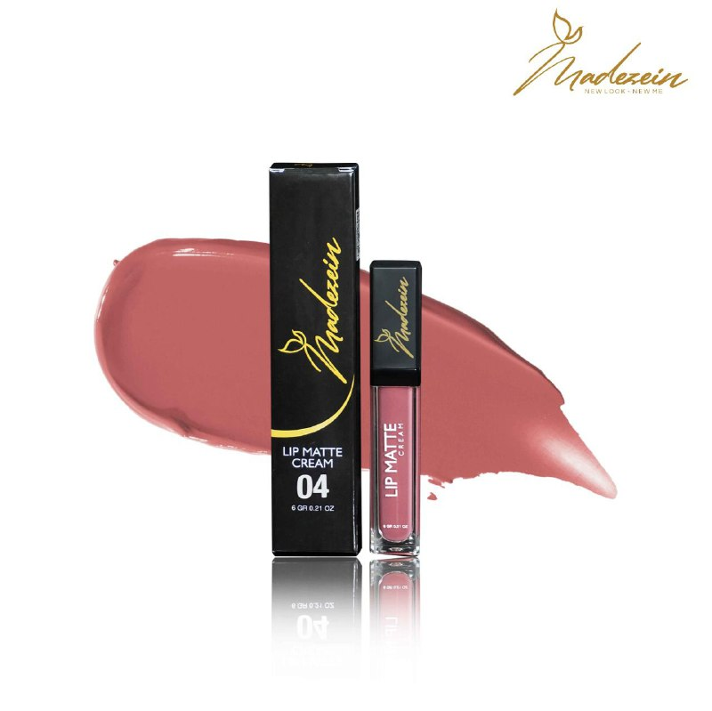Lip Matte Cream Shade 04