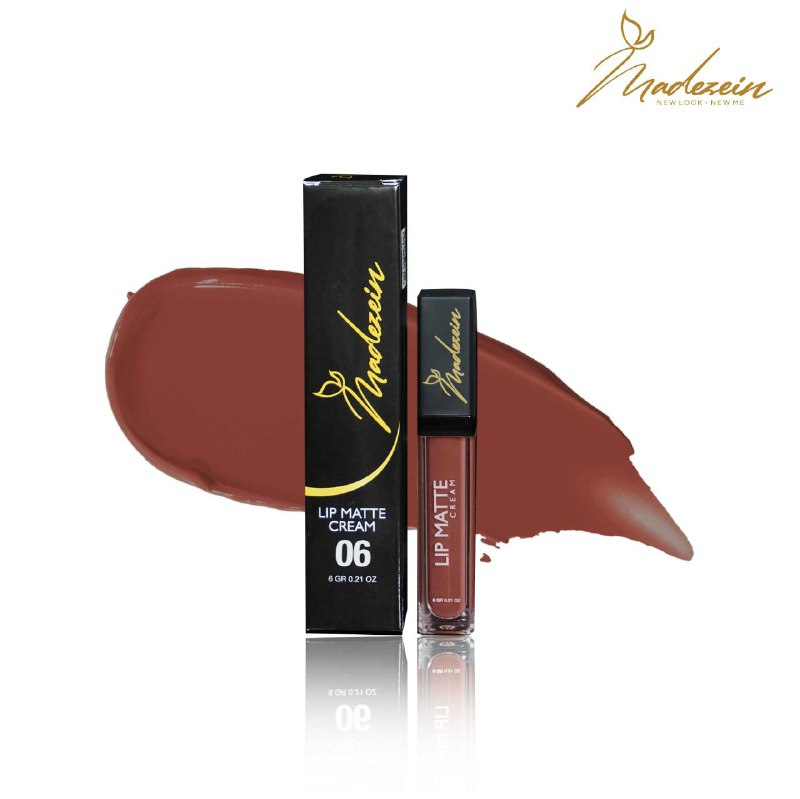 Lip Matte Cream Shade 06